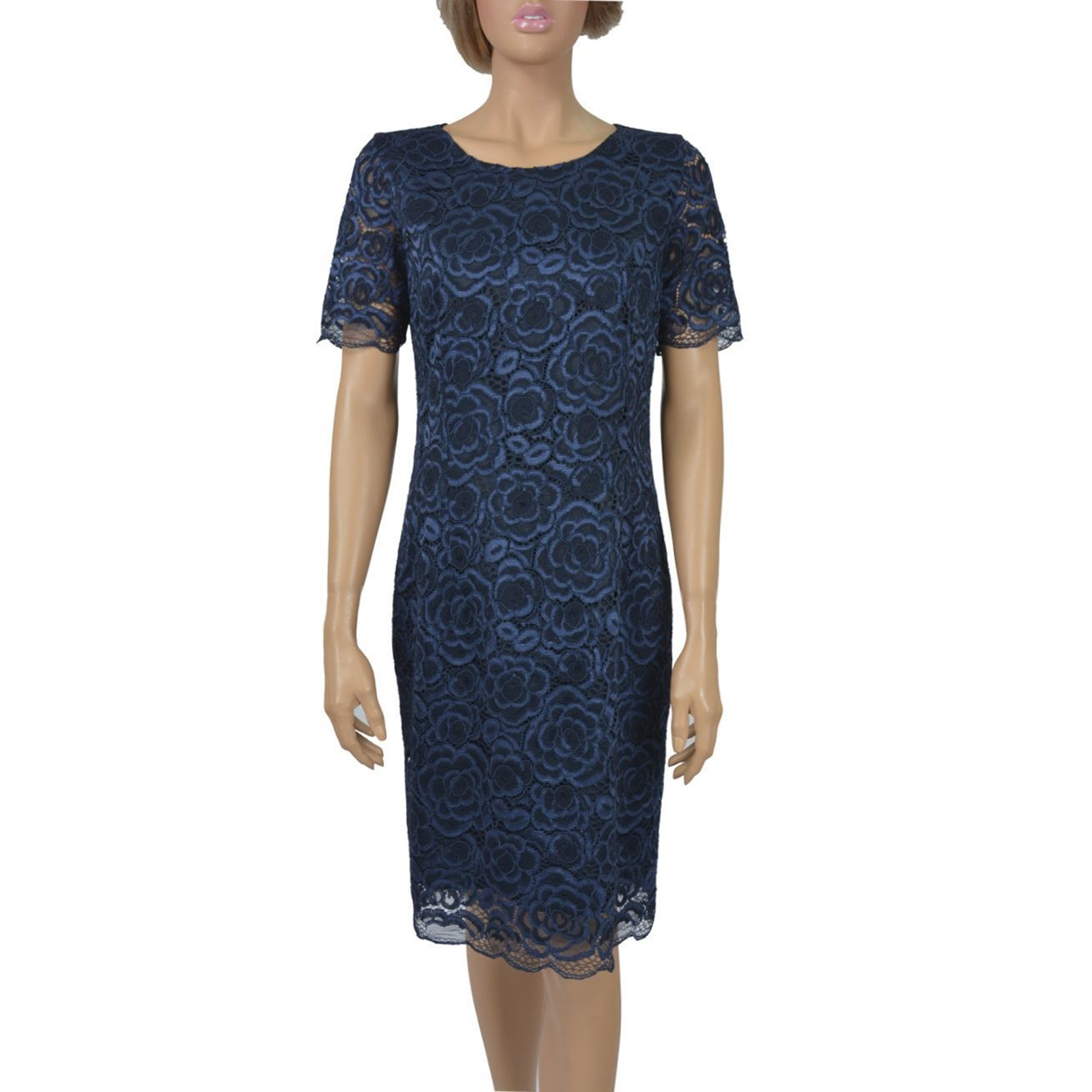 Picture of Women's Dress - LM4513957 BLUE