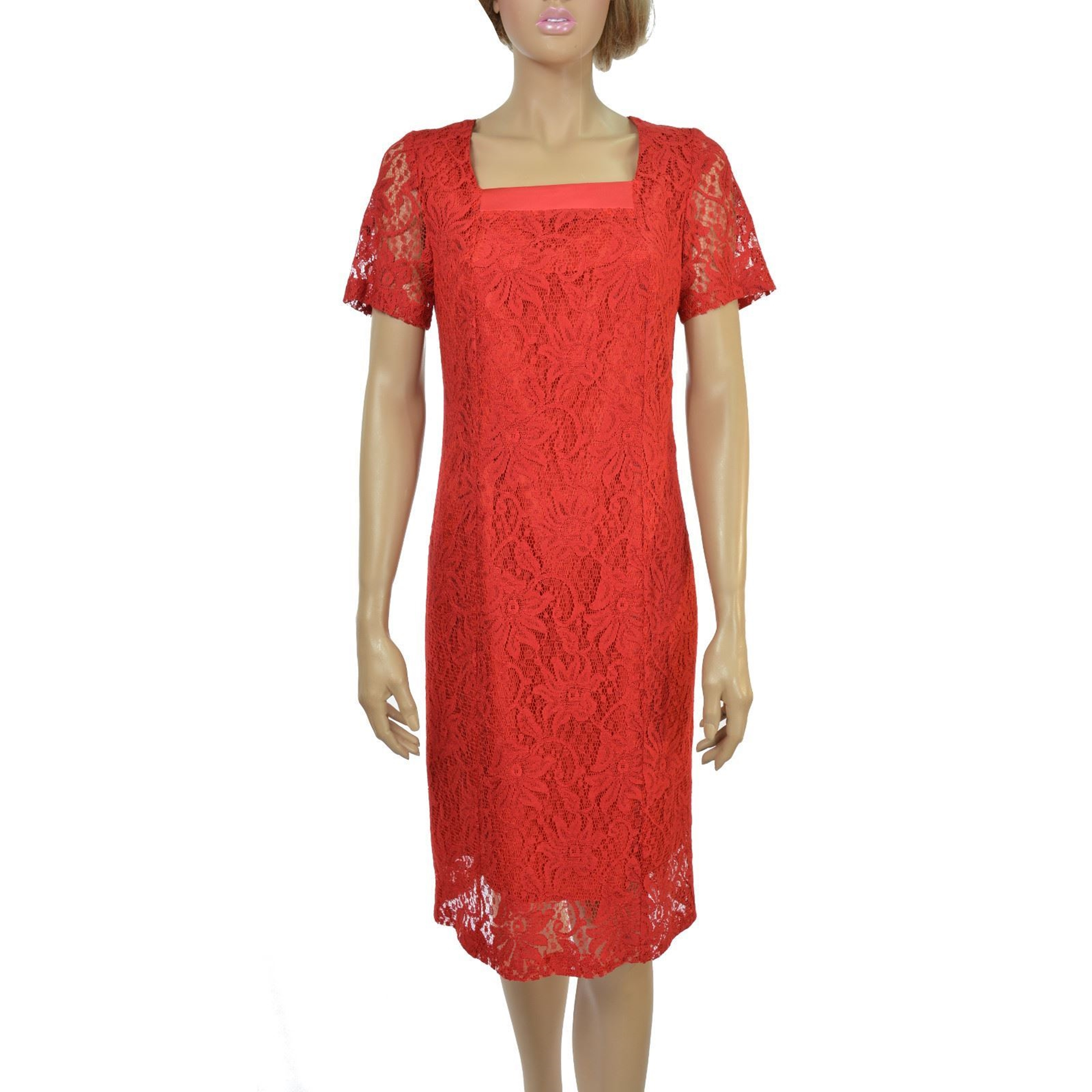 Picture of Women's Dress - LM451438 RED