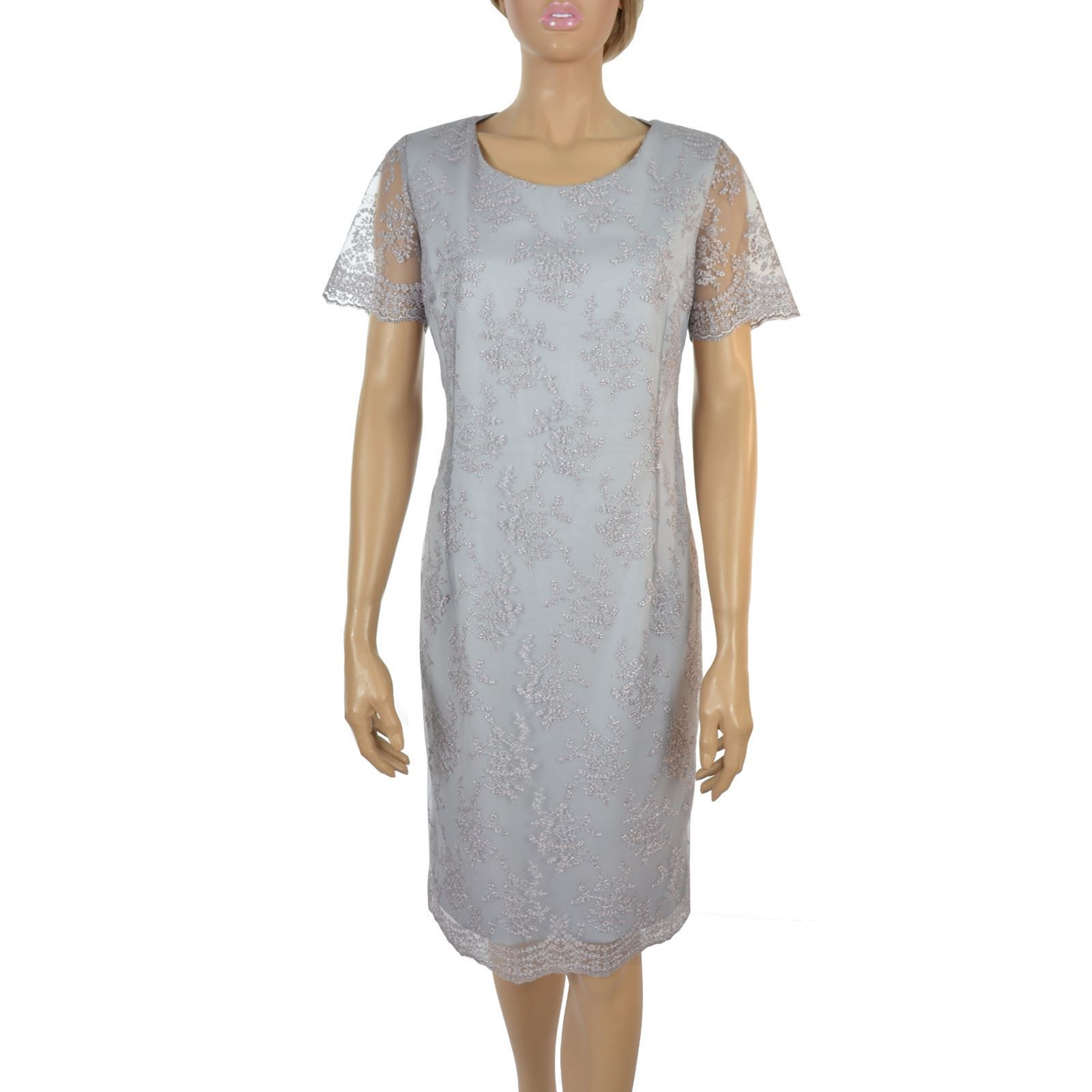 Picture of Women's Dress - LM451395 GREY
