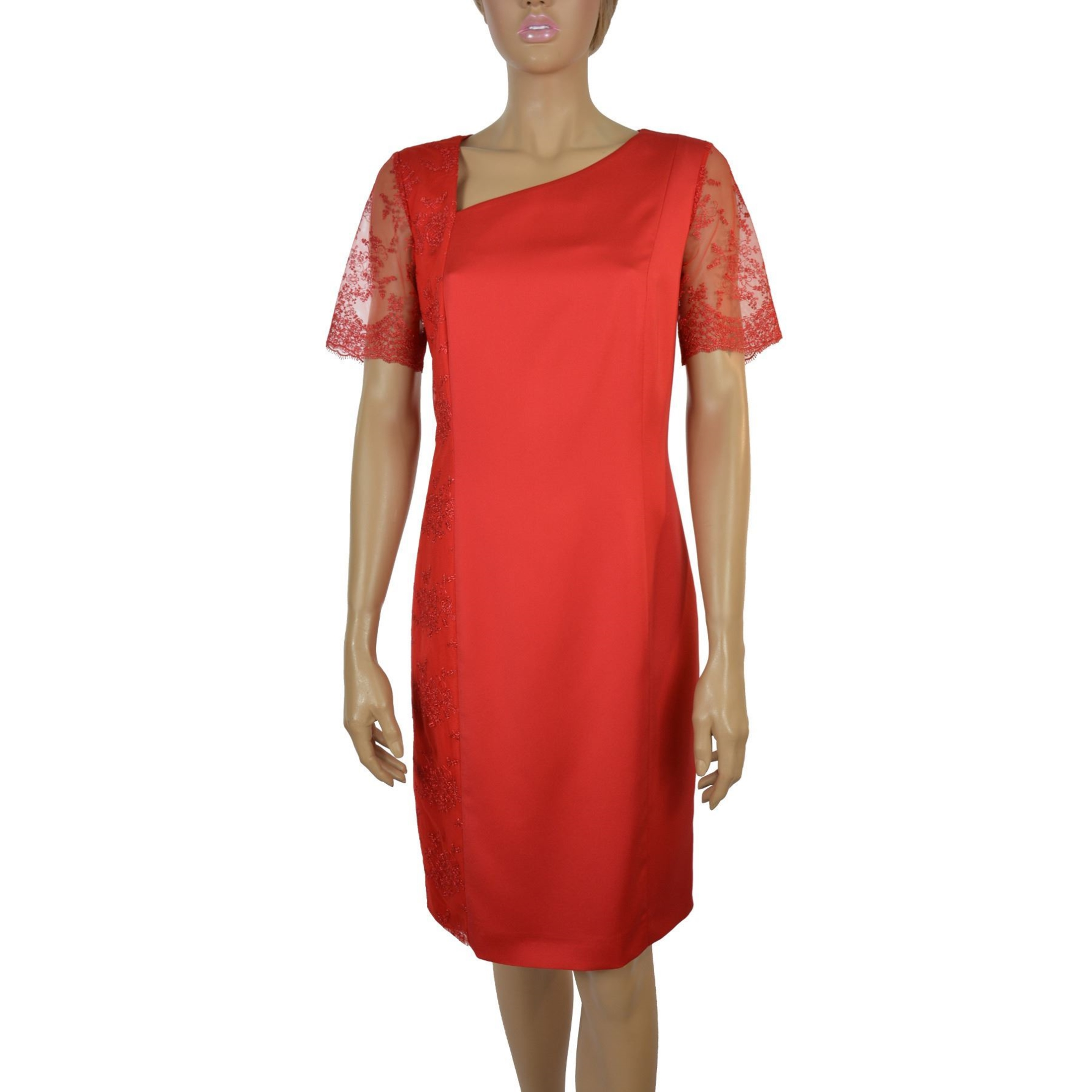 Picture of Women's Dress - LM451426 RED