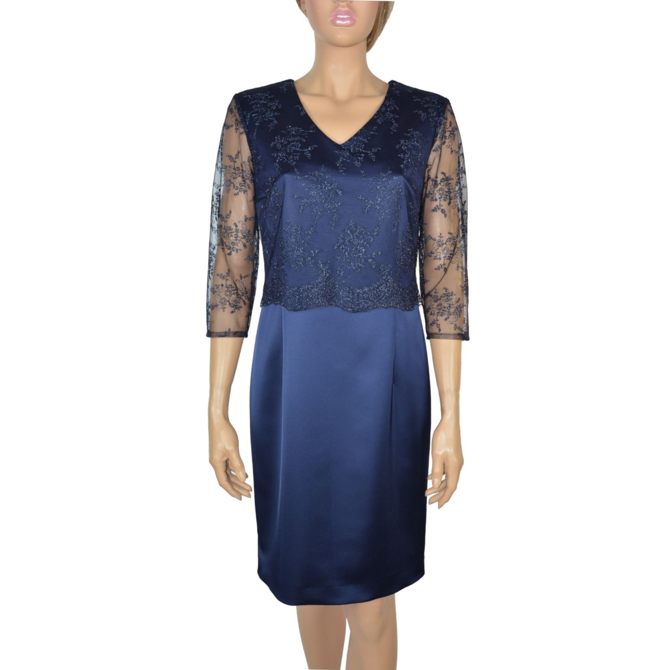 Picture of Women's Dress - LM451404 BLUE