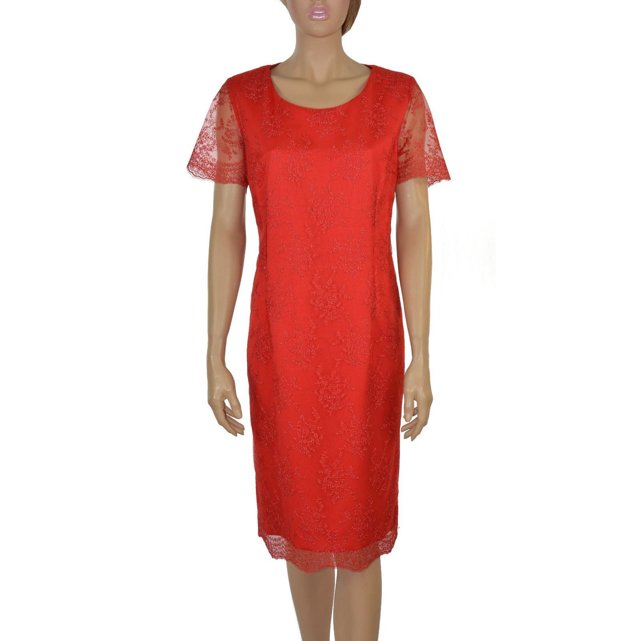 Picture of Women's Dress - LM451395 RED