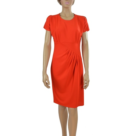 Bild von Women's Dress LADY M - LM451353 RED
