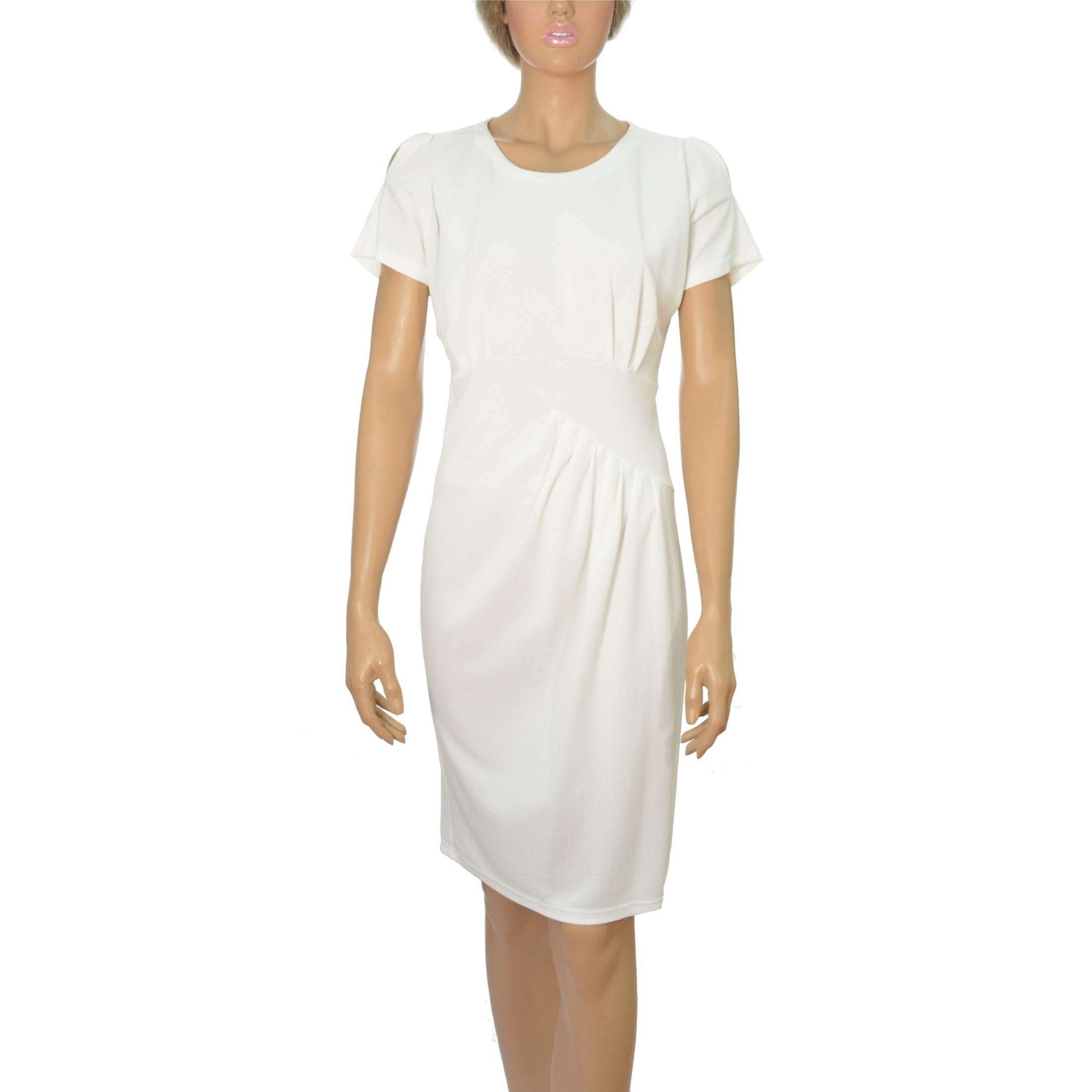 Picture of Women's Dress - LM451353 WHITE