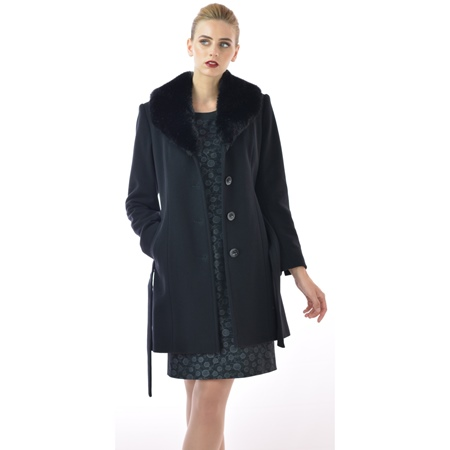 kratki kaput m woman za žene, short wool coat for women