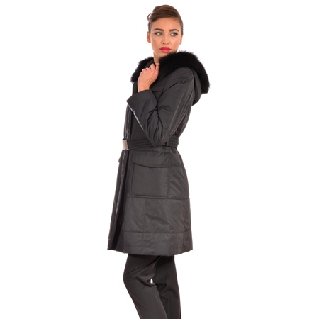 Picture of Women's Jacket with Hood - LM40779