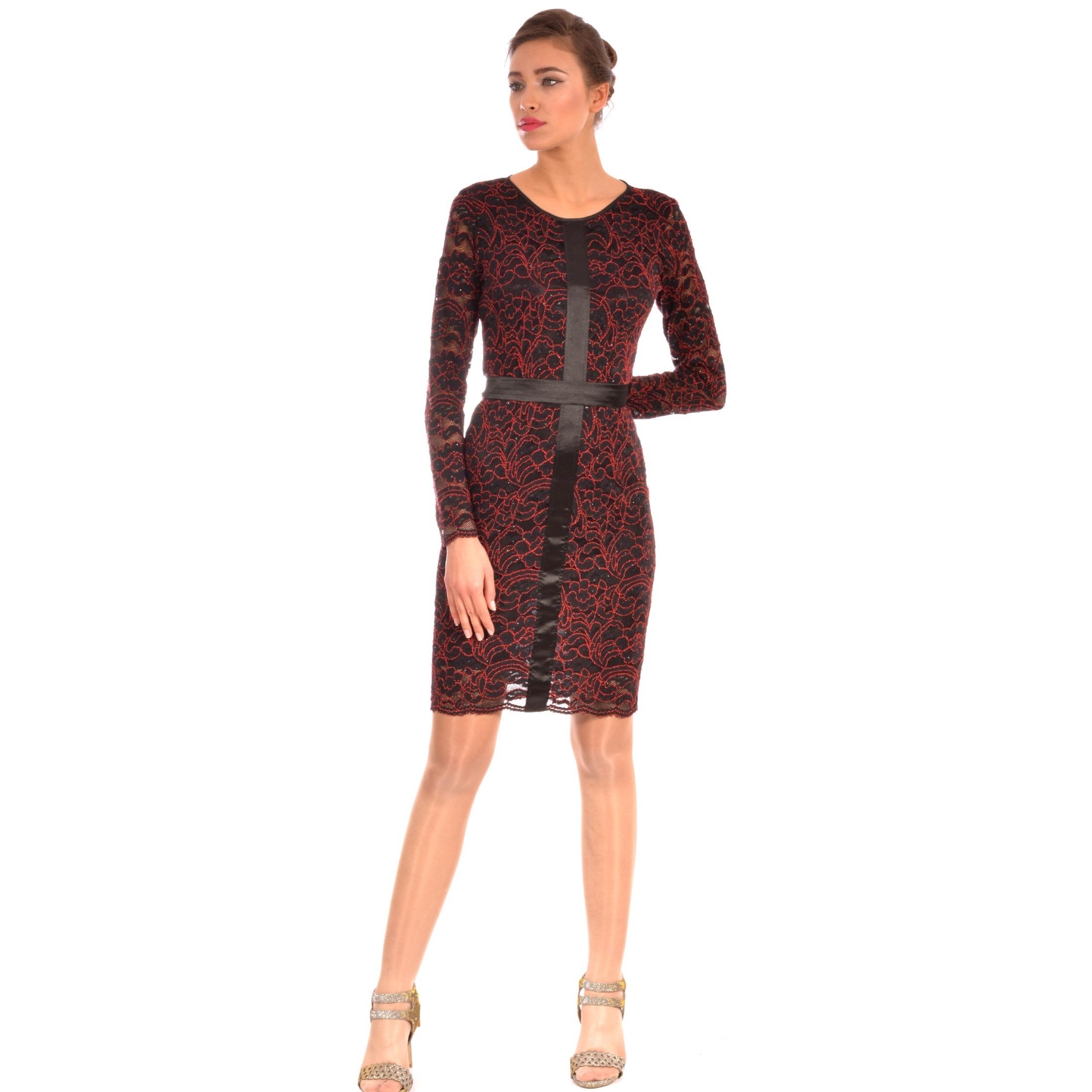 haljina od čipke, lace dress