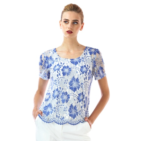 Picture of Women's Top Lady M - LM461503