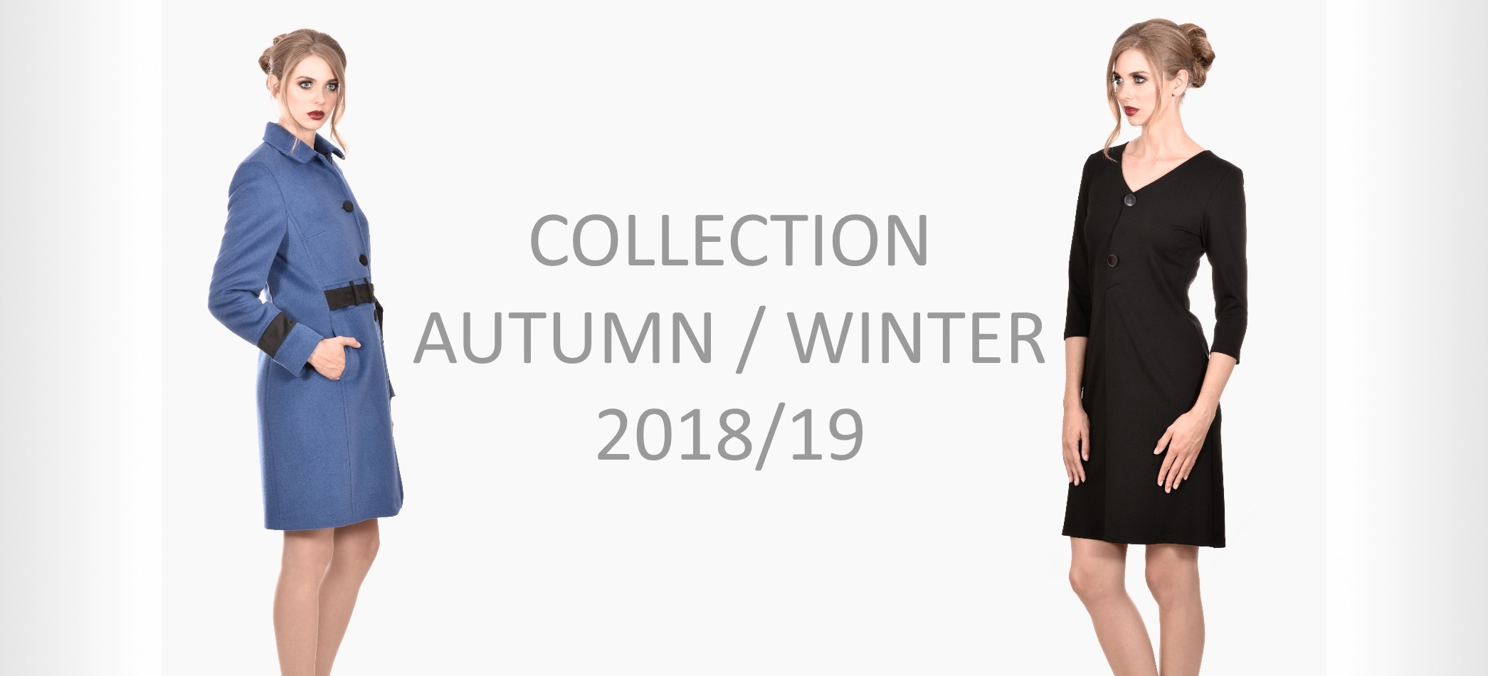 lady m by maria fashion autumn-winter 2019 women's coats and dresses