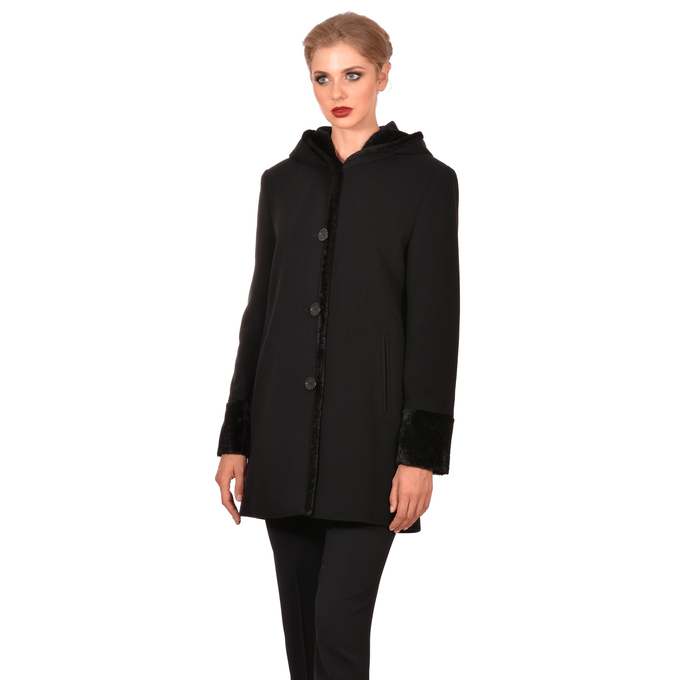 Picture of Women's Coat LADY M - LM40876