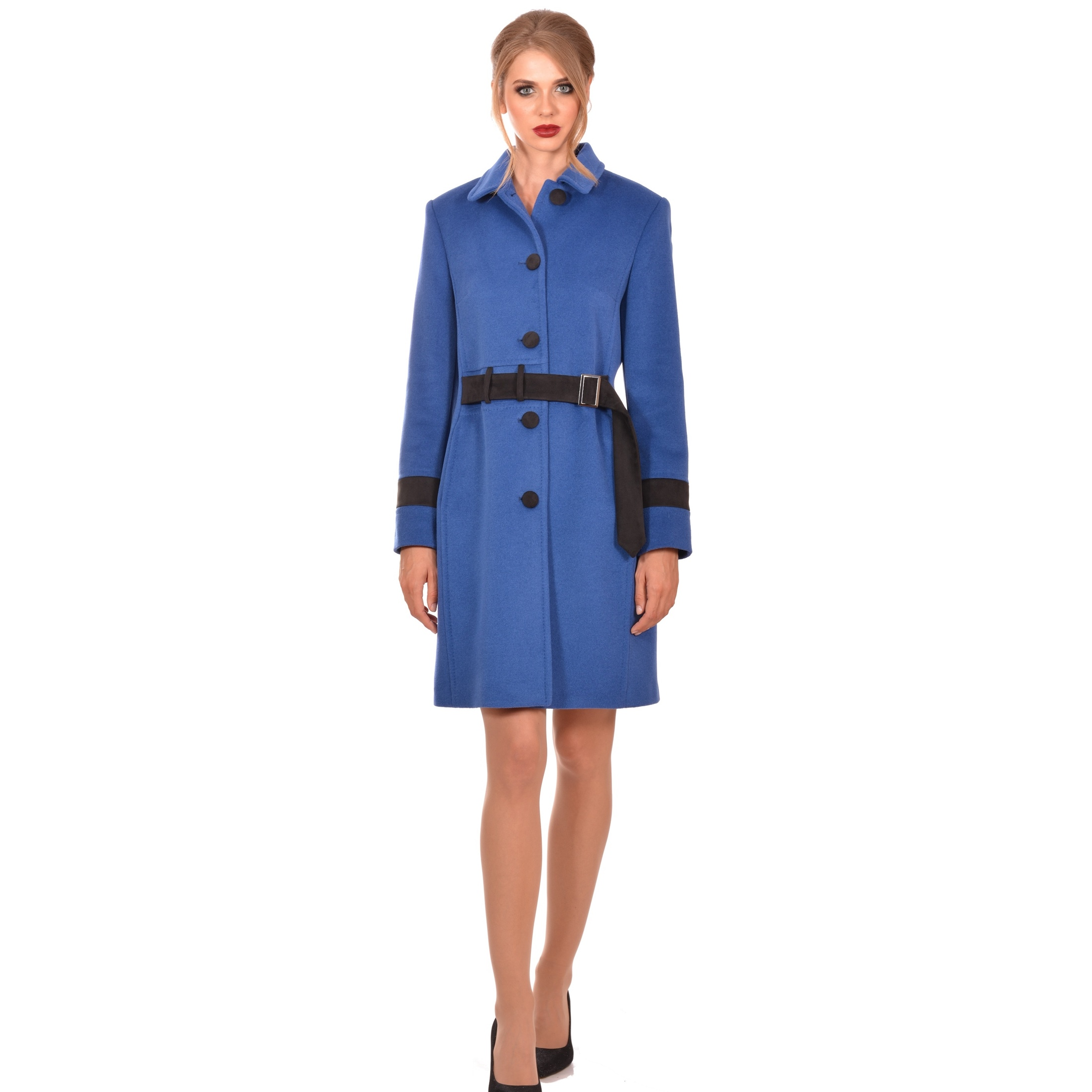 Picture of Women's Elegant Coat LADY M - LM40921