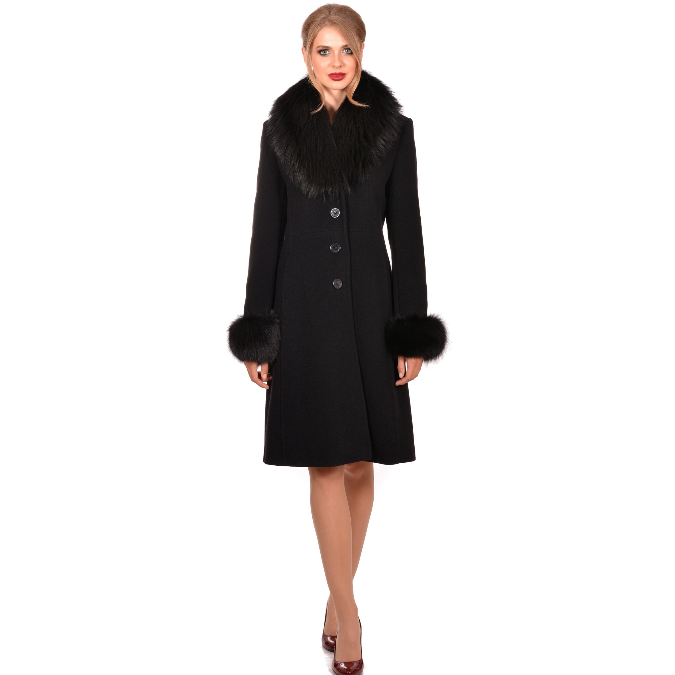 women's wool elegant coat lady m,elegantni kaput lady m