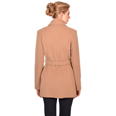 short women's coat,kratki kaput m woman
