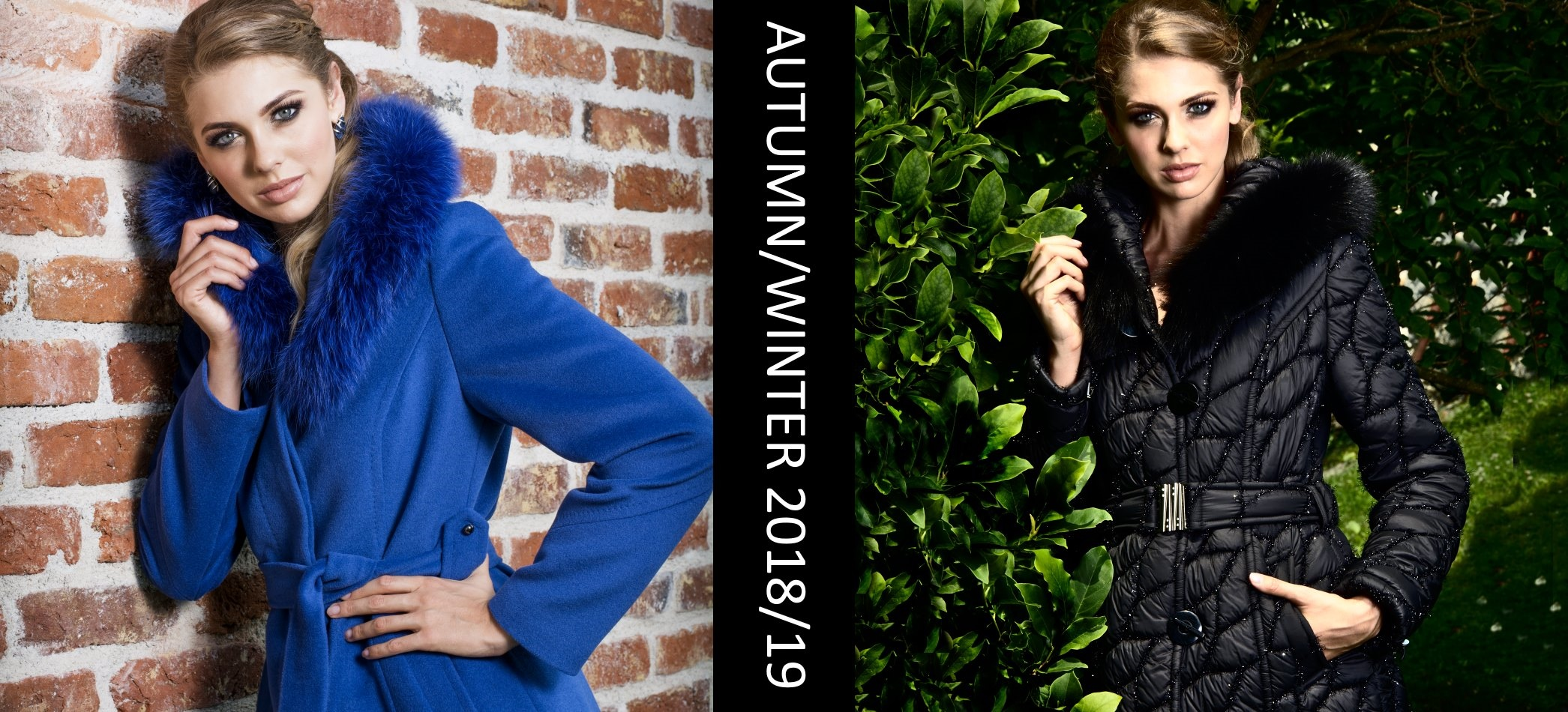 lady m autumn-winter 2017-18 women's coats by maria fashion