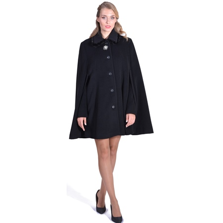 Lady m pelerina, Lady M short coat
