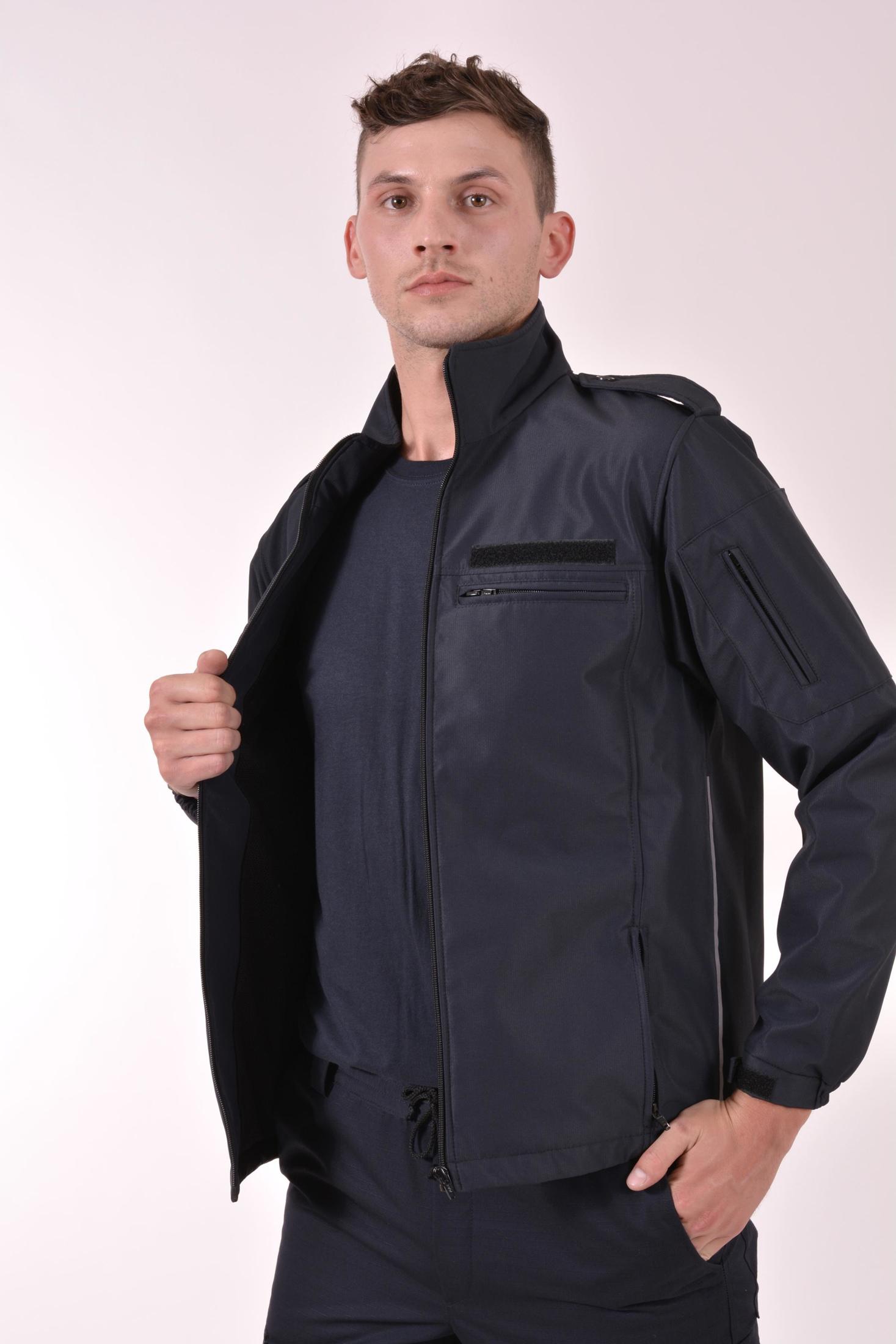 muška vatrogasna jakna soft shell, vodootporna, vjetrootporna. men's jacket soft shell, water repellent, windproof